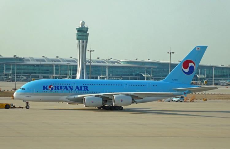 韓国空港韓国航空