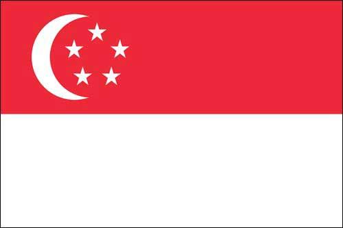シンガポール国旗の意味と由来