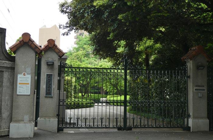 スペイン大使館のアクセス方法と営業時間
