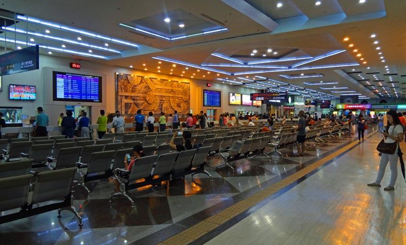 台湾旅行準備入国カード記入例