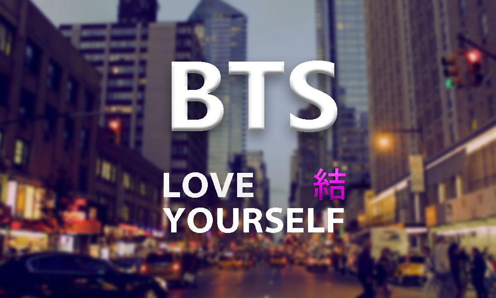 BTS LOVE YOURSELF ANSWER 結 発売