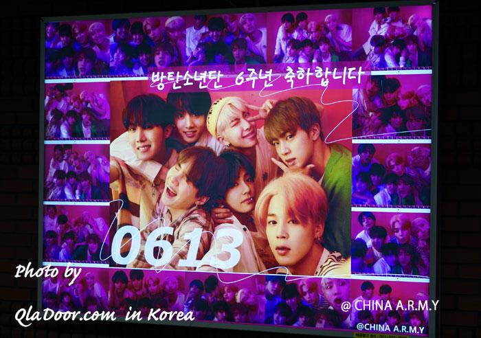 祝!BTS6周年記念