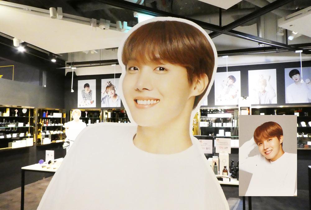 BTSメンバー ジェイホープ(J-HOPE)のプロフィール