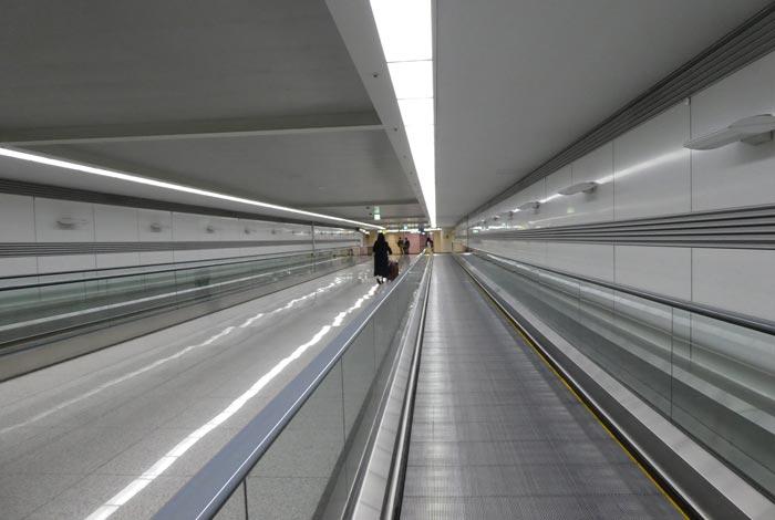 仁川空港の空港鉄道 乗り方