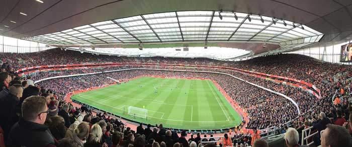 イギリス人男性はサッカーが好き