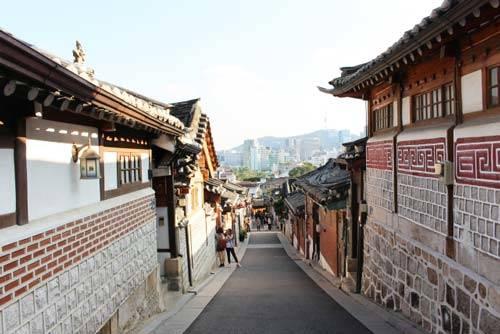 韓国旅行スポット 北村