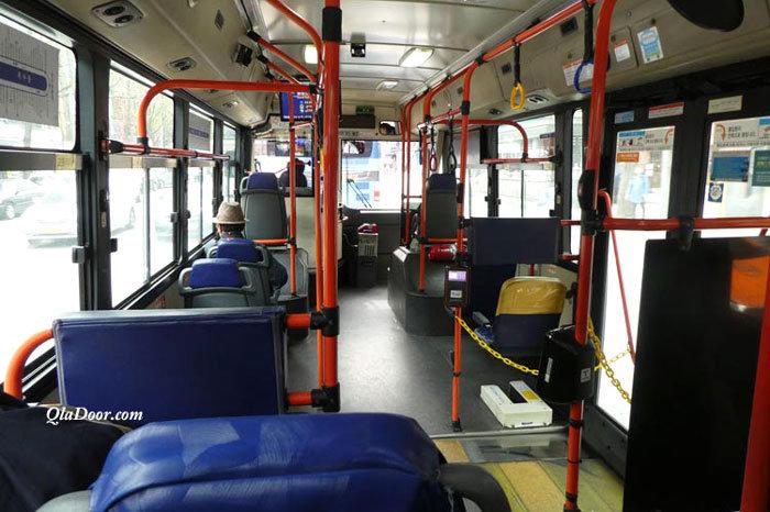 韓国バスの値段・費用