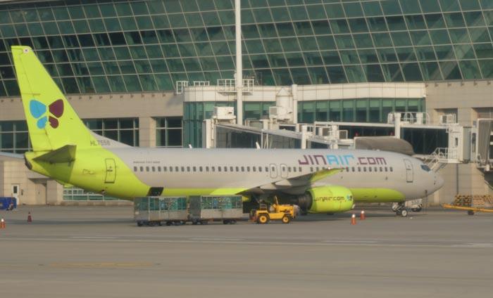 韓国旅行費用 航空券やlcc