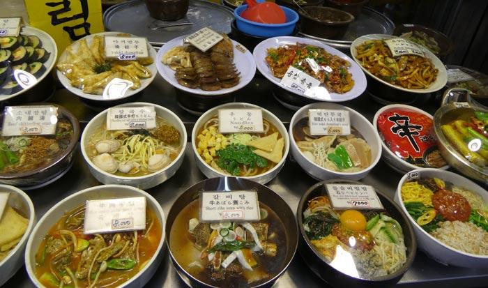 韓国旅行費用 食費はいくら