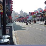 上海の天気と気温に合う服装