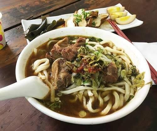 台湾の食事