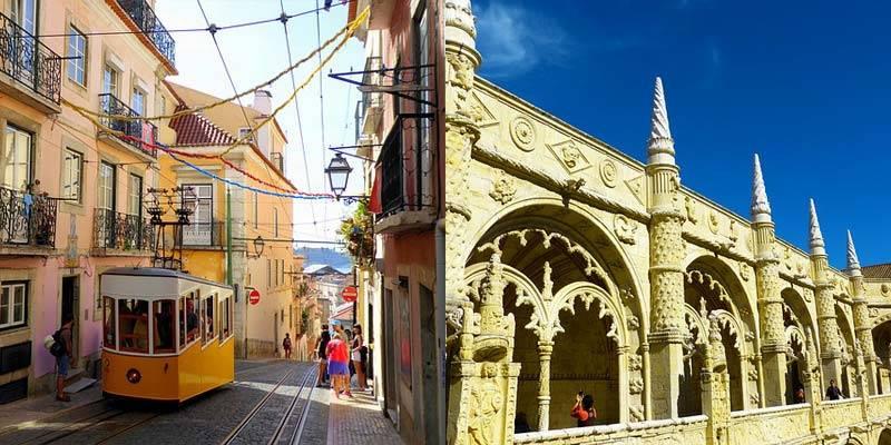 年末年始旅行のおすすめ・ポルトガル