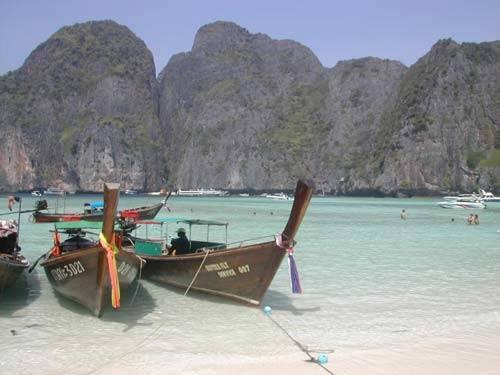 年末年始海外旅行おすすめ タイ・ピピ島