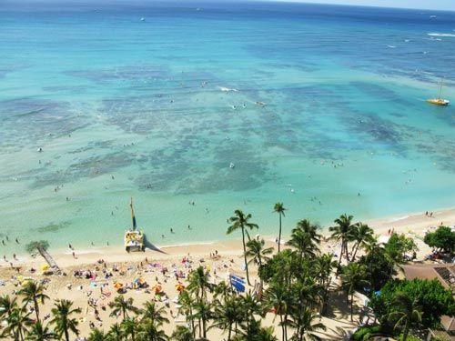 ハワイホテルグレード オーシャンフロント