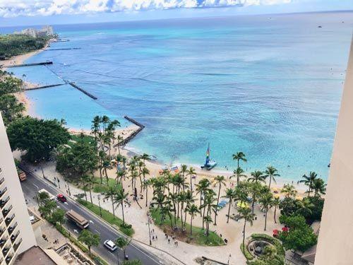 ハワイホテルグレード オーシャンビュー