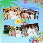 ハワイ挙式での両親・親族の服装