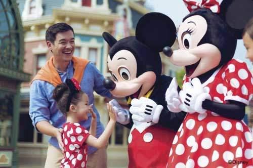 香港旅行 ディズニーランド