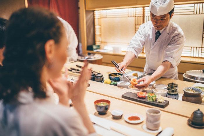 海外仕事一覧 日本食料理人