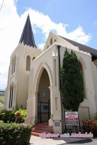 ハワイ挙式 セント・ピータース・エピスコパル教会