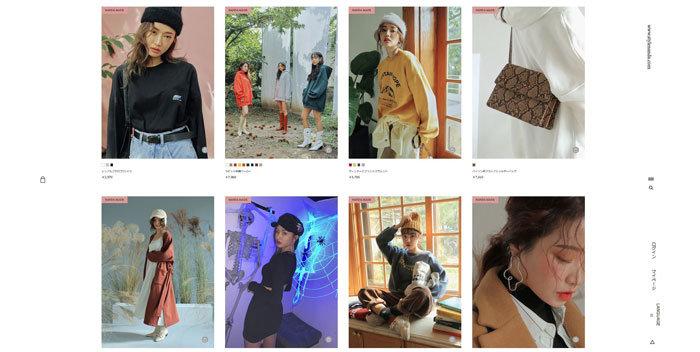 韓国のファッションオンライン通販での買い方