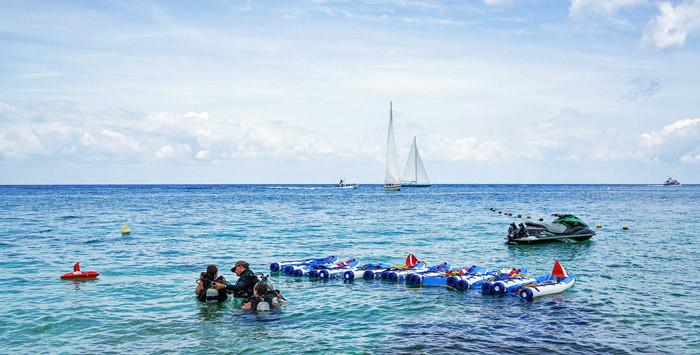 海外でできる仕事一覧・ダイビングインストラクター