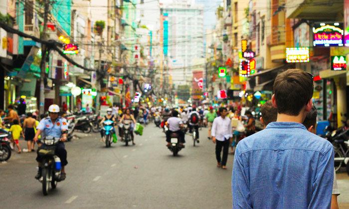 タイの乾季の気温と服装