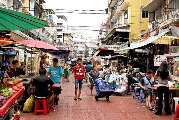 タイの暑季の気温と服装