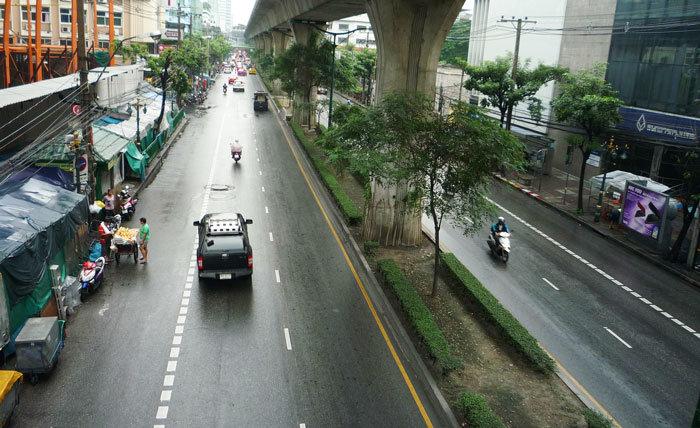 タイの雨季の天気・気温と服装