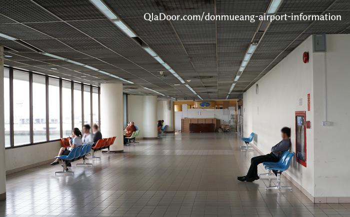 ドンムアン空港の展望台