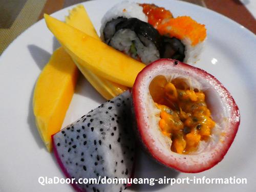 アマリホテルの朝食ビュッフェ