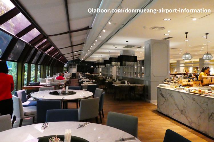 ドンムアン空港・アマリホテルのレストラン