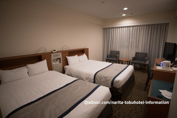 成田東武ホテルのお部屋