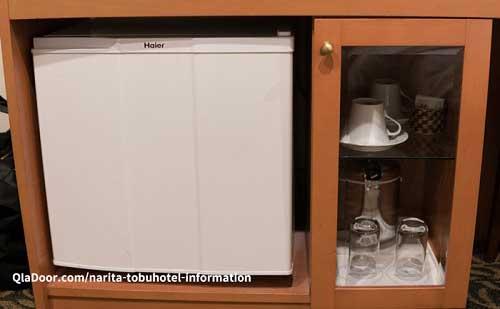 成田東武ホテルの冷蔵庫
