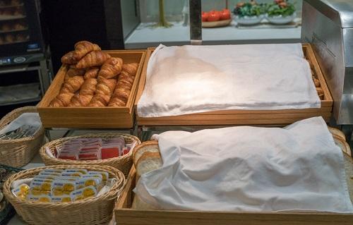 成田東武ホテルの朝食メニュー