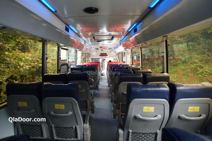 九份のバスでのアクセス