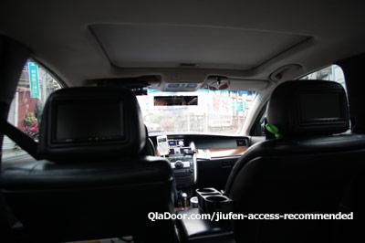 台湾のUberタクシー