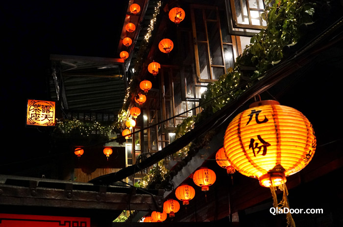 台湾・千と千尋で有名な九份の行き方