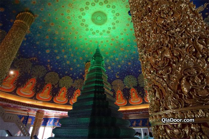 インスタでも有名なワット・パクナム寺院