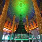 タイのワットパクナム寺院レビュー