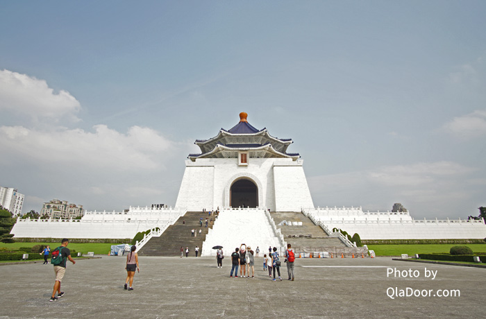 台湾の歴史観光スポット・中正紀念堂