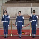 中正紀念堂の衛兵交代式時間などの情報