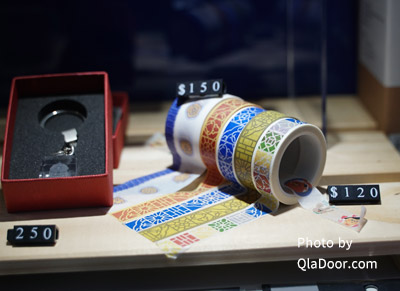中正紀念堂のマスキングテープお土産