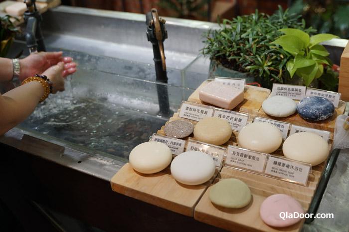 迪化街のお土産コスメ・大春煉皂