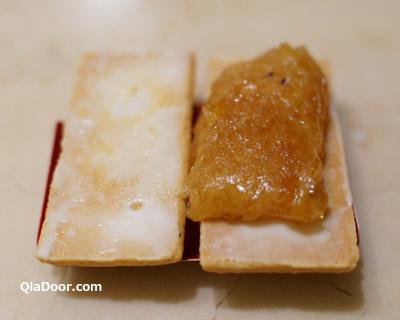 迪化街のお土産パインアップルケーキ
