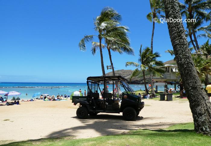 ハナウマ湾(ハナウマベイ)の口コミと感想・ハワイ旅行記