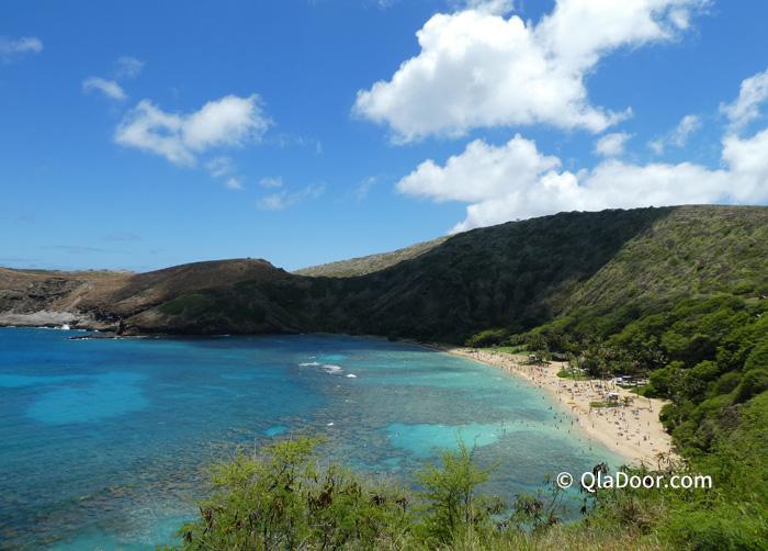 ハワイの人気おすすめ観光地・ハナウマ湾(ハナウマベイ)