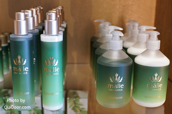 マリエオーガニクスのコケエ香りのシャンプー&コンディショナー