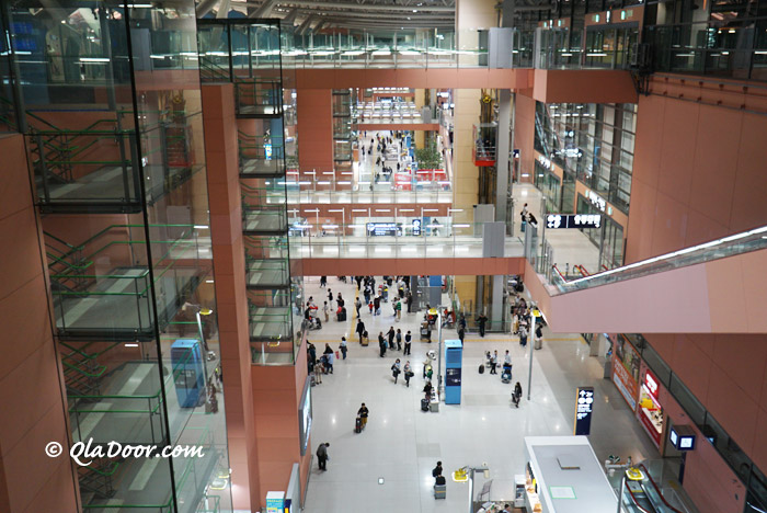 日本関西空港