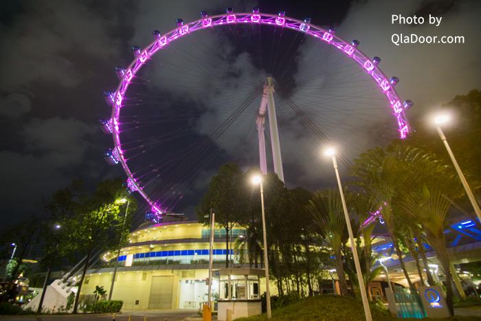 シンガポールフライヤーの値段&割引料金と待ち時間など混雑情報
