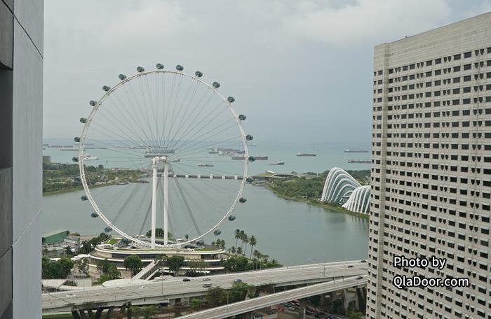 シンガポールフライヤーとは・意味と説明
